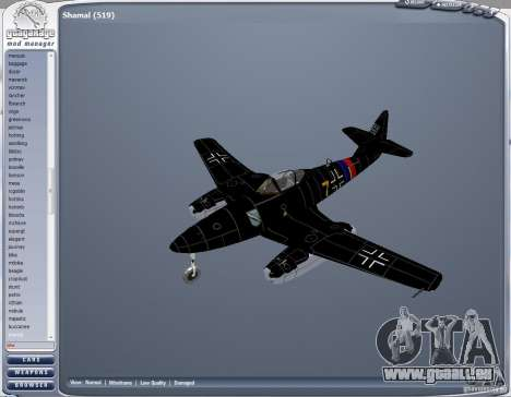GGMM v2.3 für GTA San Andreas zweiten Screenshot