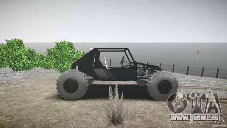 Buggy beta für GTA 4 linke Ansicht