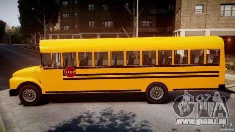 School Bus [Beta] pour GTA 4 est une gauche