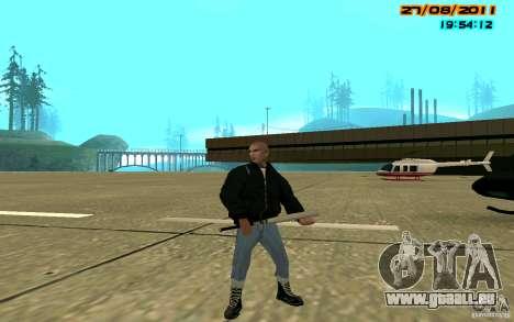 SkinHeads Pack für GTA San Andreas zweiten Screenshot