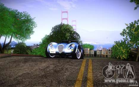 Wiesmann MF3 Roadster pour GTA San Andreas laissé vue