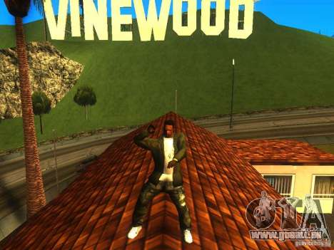 Gangam Style für GTA San Andreas