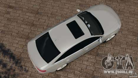 Audi RS6 2010 v1.1 pour GTA 4 est un droit