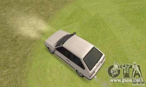 VAZ 2113 LSP Tuning pour GTA San Andreas sur la vue arrière gauche