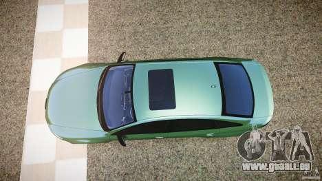 Audi RS6 2009 pour GTA 4 est un droit