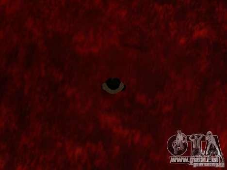 Lava für GTA San Andreas sechsten Screenshot