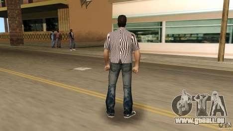 Tommy peau GTA Vice City pour la troisième écran