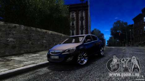 Opel Astra pour GTA 4