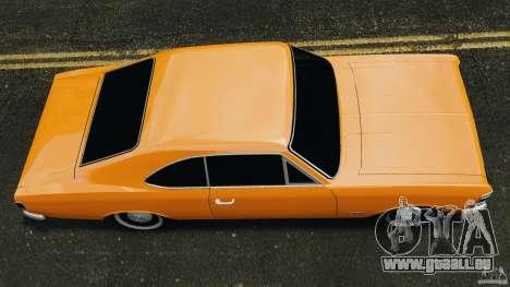 Chevrolet Opala Gran Luxo pour GTA 4 est un droit