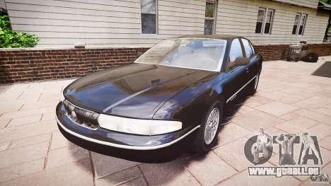 Chrysler New Yorker LHS 1994 für GTA 4