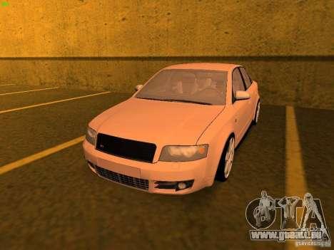 Audi S4 OEM pour GTA San Andreas