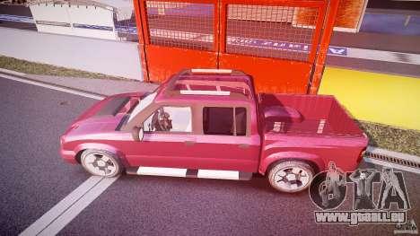 Chevrolet S10 für GTA 4 Innen