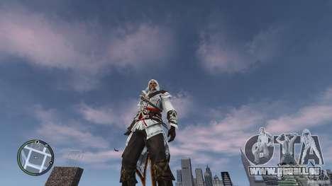 Assassins Creed II Ezio für GTA 4 dritte Screenshot