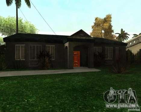 New Ryder House pour GTA San Andreas quatrième écran