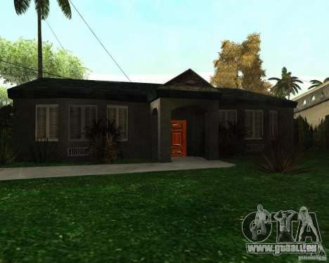 New Ryder House für GTA San Andreas her Screenshot
