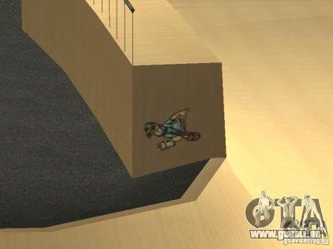 Die neue Velopark in LS für GTA San Andreas sechsten Screenshot