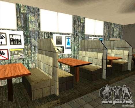 Nouveaux échantillons de Lil taverne pour GTA San Andreas deuxième écran