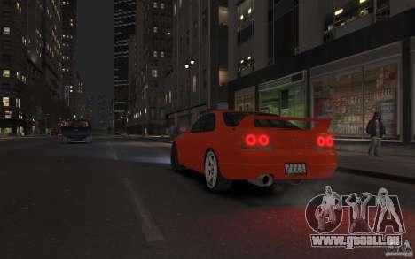 Nissan Skyline pour GTA 4 est une gauche