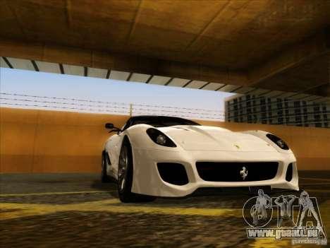 Sun Graphic Edition by KyIIuDoN pour GTA San Andreas quatrième écran