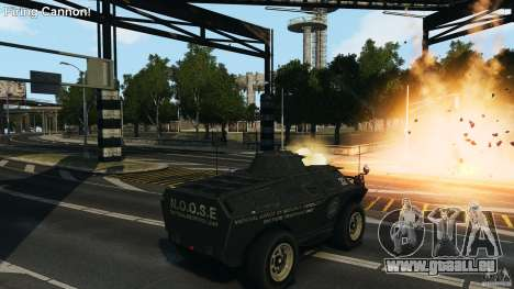 Tank Mod pour GTA 4