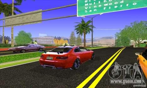 Tropick ENBSeries par Jack_EVO pour GTA San Andreas troisième écran