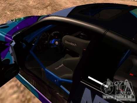 Nissan Sil80 Nate Hamilton für GTA San Andreas obere Ansicht