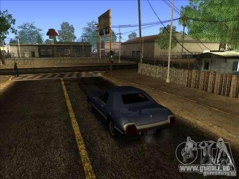 ENBseies v 0,075 pour les ordinateurs de faible pour GTA San Andreas deuxième écran