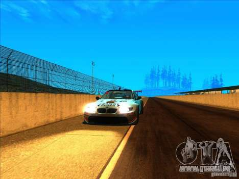 GateWay International pour GTA San Andreas deuxième écran