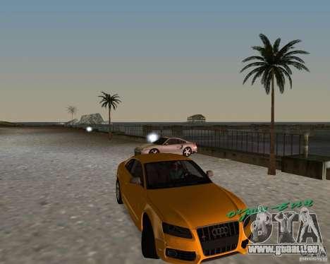 Audi S5 für GTA Vice City