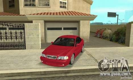 Volvo C70 1999 für GTA San Andreas