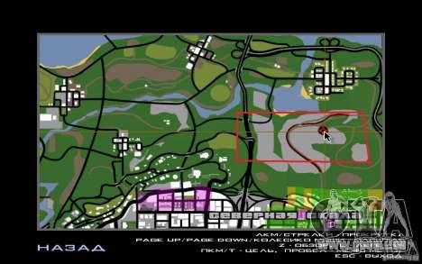 Hidden Dragon für GTA San Andreas her Screenshot