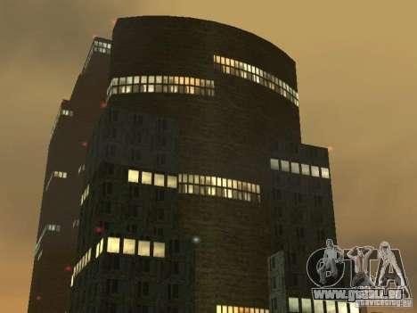 Nouveaux gratte-ciels de textures LS pour GTA San Andreas troisième écran