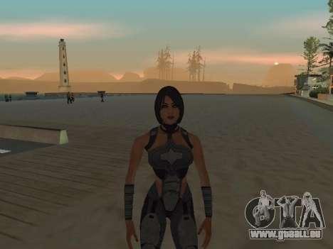 Archlight Deadpool The Game für GTA San Andreas