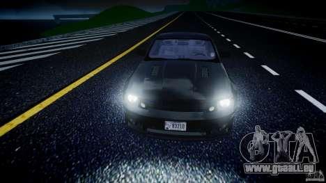 Saleen S281 Extreme Unmarked Police Car - v1.2 für GTA 4 Unteransicht