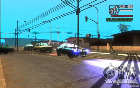 ENBSeries by Gasilovo v2 pour GTA San Andreas troisième écran