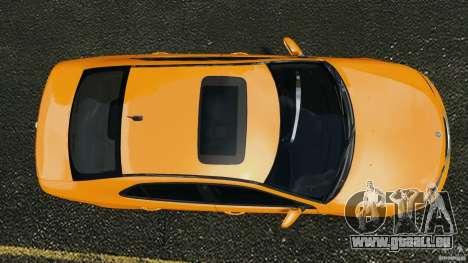 Saab 9-3 Turbo X 2008 pour GTA 4 est un droit