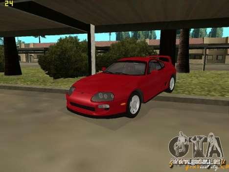 Toyota Supra 3.0 24V pour GTA San Andreas