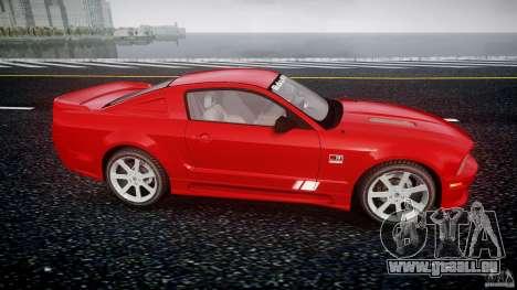 Saleen S281 Extreme - v1.2 pour GTA 4 est une vue de l'intérieur