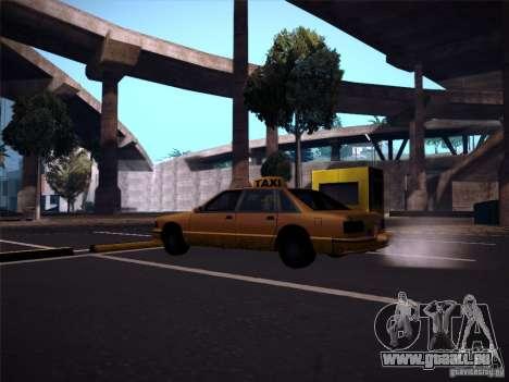 ENBSeries by CatVitalio pour GTA San Andreas troisième écran