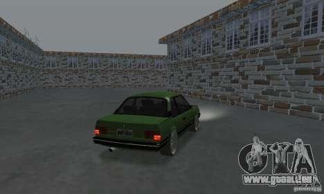 Chevrolet Monza SLE 2.0 1988 für GTA San Andreas linke Ansicht