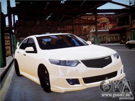 Honda Accord Mugen für GTA 4 hinten links Ansicht