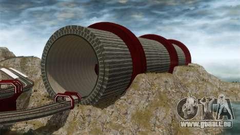 Stunt Speedway Park pour GTA 4 troisième écran