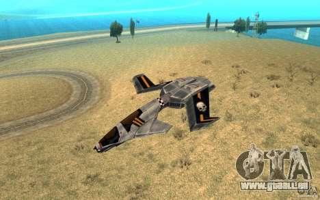 Hawk Air Command and Conquer 3 für GTA San Andreas