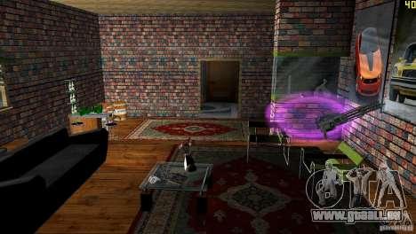 Hôtel Retekstur pour GTA Vice City le sixième écran