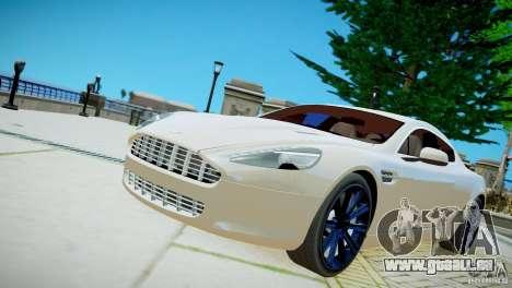 Aston Martin Rapide pour GTA 4 est un droit