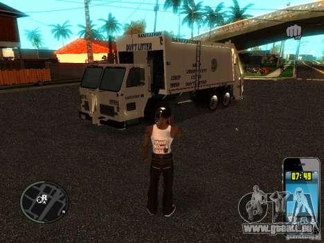 Piégeur de GTA 4 pour GTA San Andreas