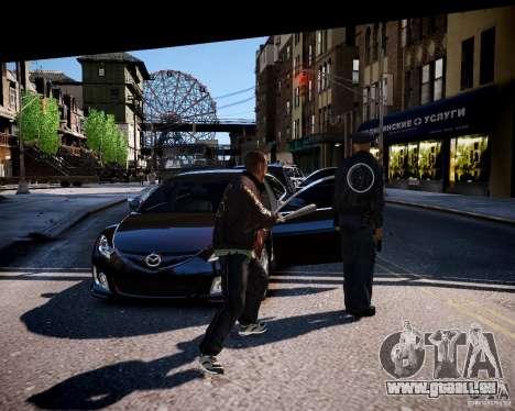 Bad Niko pour GTA 4 quatrième écran