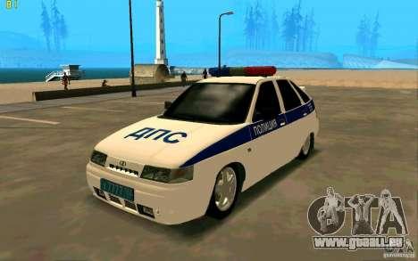 VAZ-2112-Polizei für GTA San Andreas
