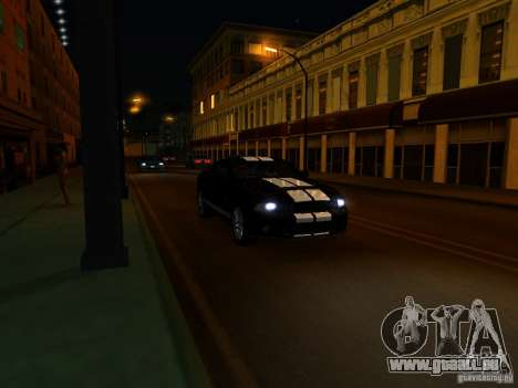 ENBSeries by AlexKlim für GTA San Andreas zweiten Screenshot