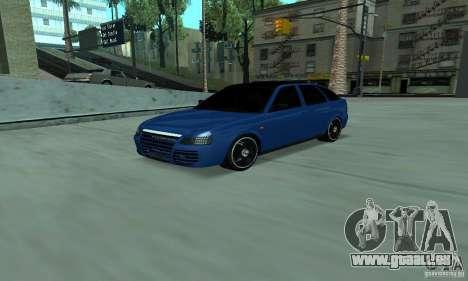 Lada Priora 2012 pour GTA San Andreas